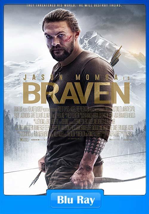 Braven 2018 720p BRRip | 250MB 480p | 100MB HEVC Poster