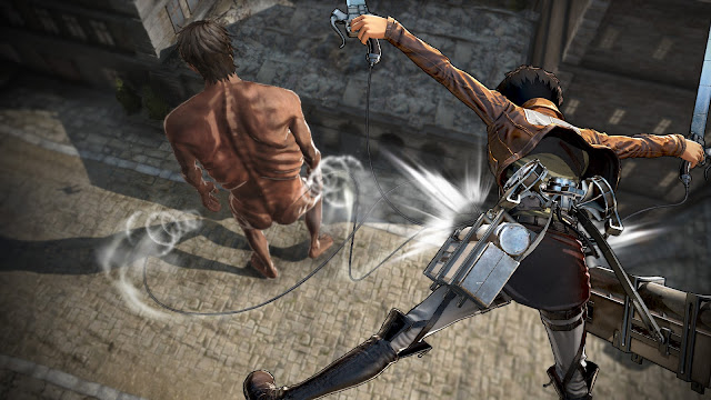 Attack on Titan 2: PS4 Review