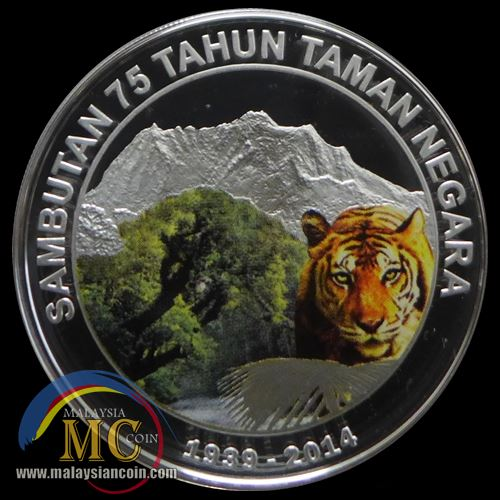 syiling harimau