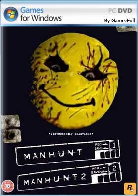Manhunt Collection PC [Full] Español [MEGA]
