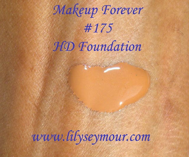 Makeup Forever HD Foundation #175