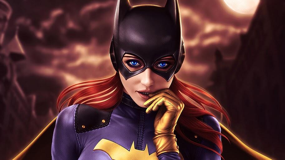 Batgirl, DC, 4K, #6.399