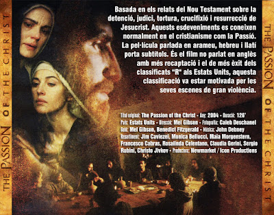 The Passion of The Christ - La Passió de Crist - [2004]
