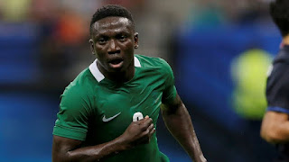 Sport: Porto agrees terms with Super Eagles midfielder Etebo, to join club in January