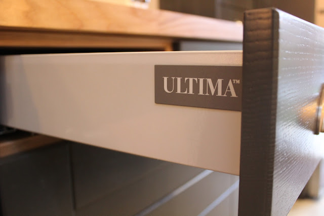 Ultima kitchen hinge