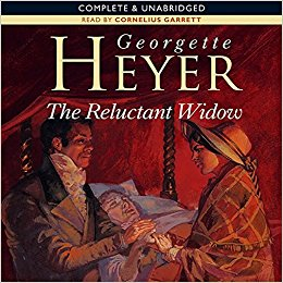 Audio Cover of The Reluctant Widow by Georgette Heyer