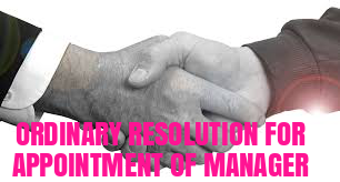 Ordinary-Resolution-appointment-manager