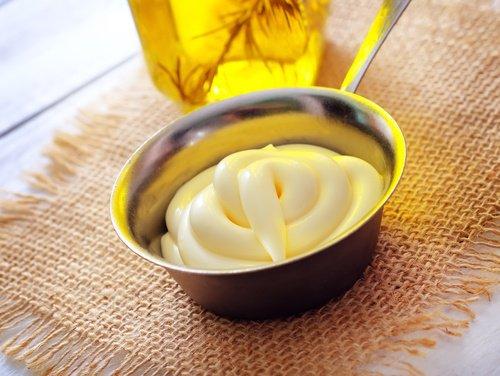 Mayonnaises et les huiles végétales