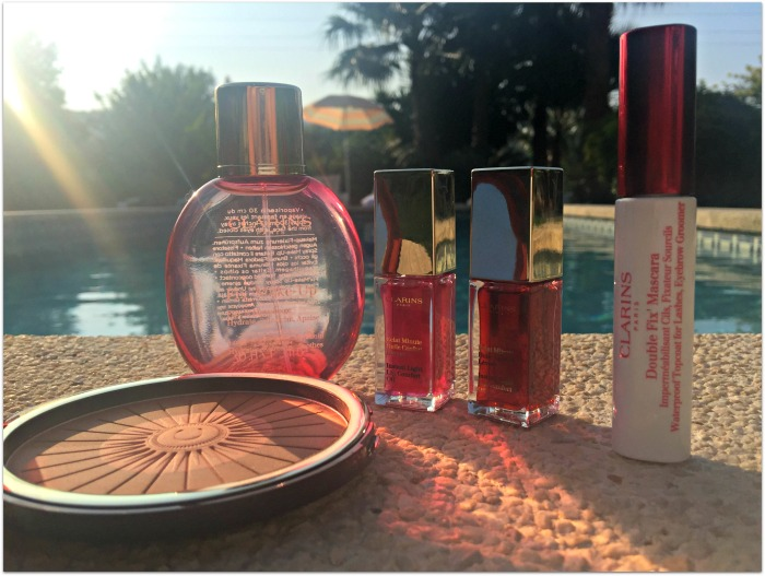 Clarins Sunkissed Summer Makeup Collection 2016