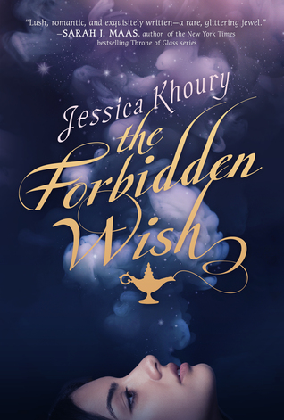 The Forbidden Wish book cover