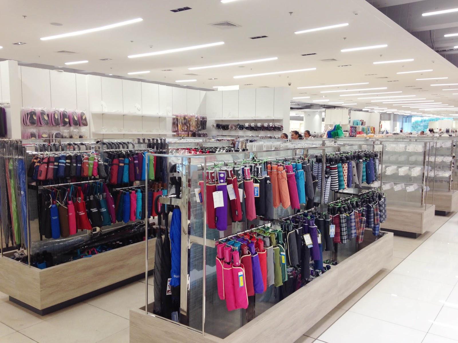 MrsMommyHolic Landmark Alabang Department Store is Now Open