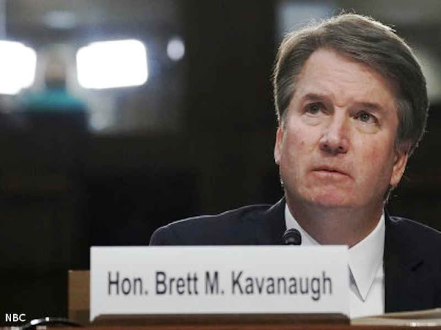 Brett Kavanaugh Denies Allegation of Sexual Misconduct in High School