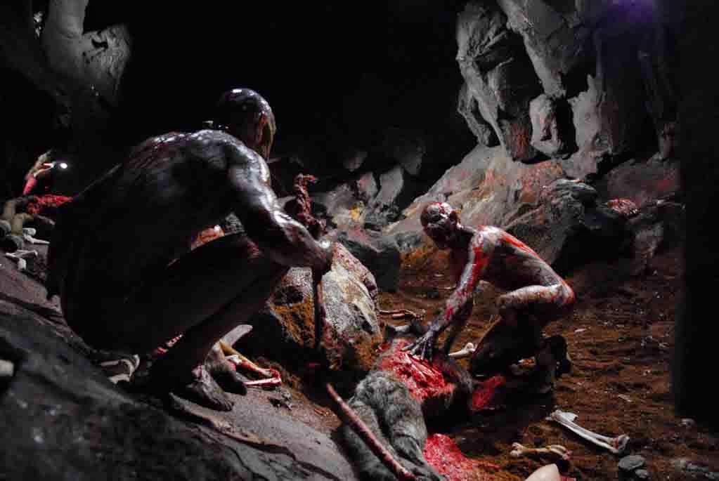 Подземни чудовища изяждат живи 15 миньора през 1944 г...