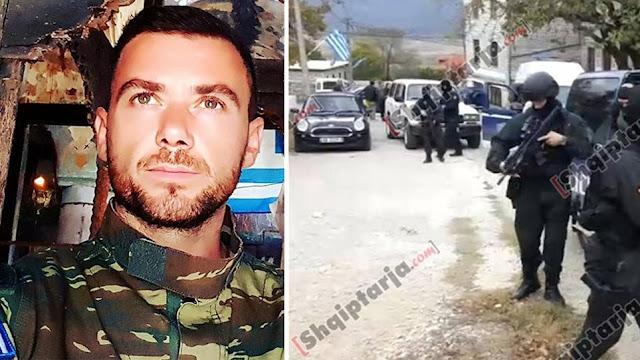 H Aλβανική Aστυνομία συγχαίρει την EΛ.ΑΣ. για την άψογη συνεργασία και τη σύλληψη Ελλήνων στους Βουλιαράτες (βίντεο)