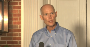 Governor Rick Scott warns 'rampant fraud' possible in Broward, Palm Beach counties