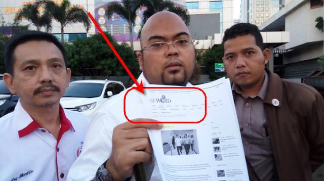 Situs Hoax Seword.Com Yang Sebut 'KH. Ma'ruf Amin Munafik' Akhirnya Dipolisikan