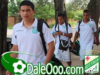 Oriente Petrolero - Jorge Ortiz - Rodrigo Vargas - Carlos Añez - DaleOoo.com sitio del Club Oriente Petrolero