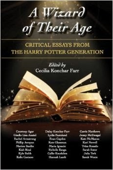 A Wizard of Their Age: Critical Essays from the Harry Potter Generation 5/3/15 4:00-6:00pm