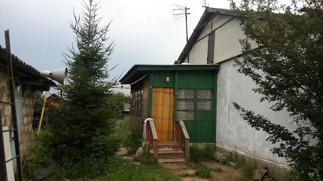 наш деревенский домик