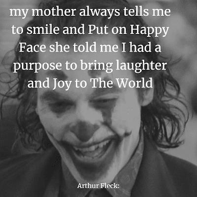 Joker (2019) Arthur Fleck quotes and trailer