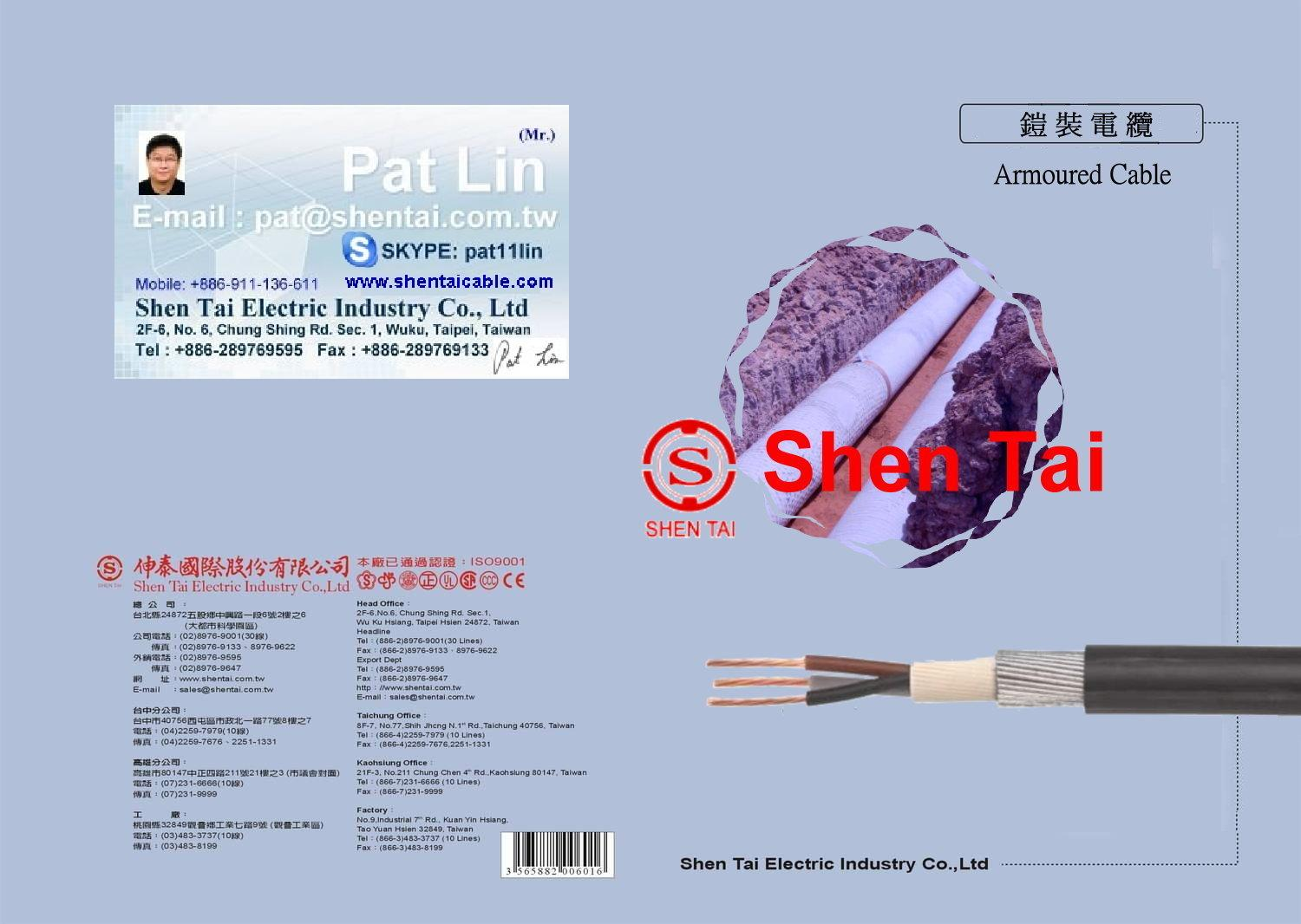 World Largest Ul Cable Manufacturer Swa Armoured Wiring