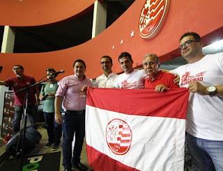 Náutico estuda possibilidade de disputar Nordestão 2018 Diretoria Executiva e Conselho Deliberativo se reuniram para tratar de possível retorno do clube para a competição