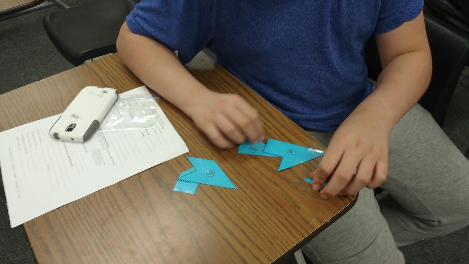 Math Love Square Pi Puzzle For Pi Day