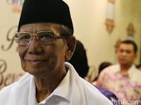 KH Hasyim Muzadi Mantan Ketua Umum PBNU Meninggal Dunia