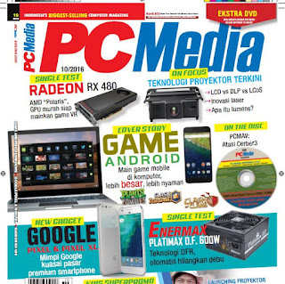Download Majalah PC MEDIA pdf Terbaru