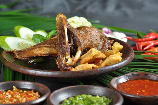 Sajian Lezat Resep Masakan Bebek Goreng Spesial Untuk Berbuka Puasa