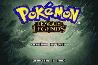 pokemon league of legends