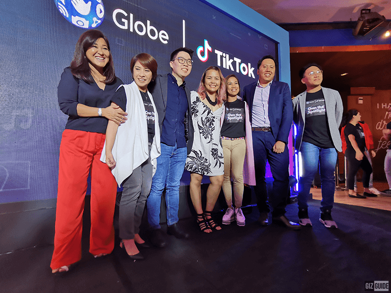 Globe also announced the #CreateWithLove challenge