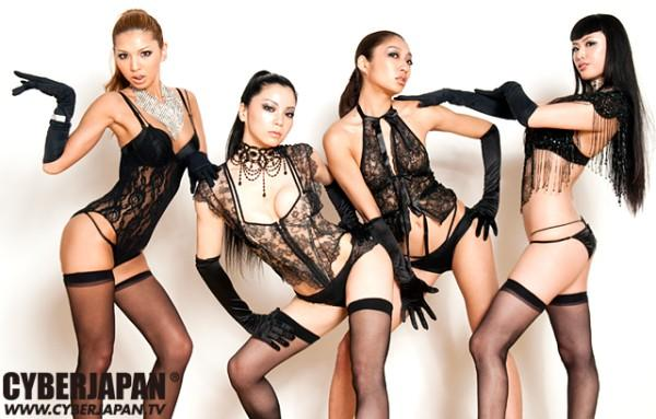 Cyberjapan Dancers to rock the stage