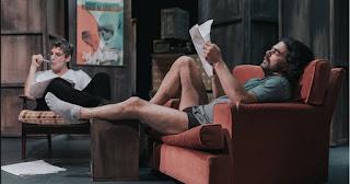 """""""Οργισμένα νιάτα"""" του Τζον Όσμπορν, σε σκηνοθεσία Κίρκης Καραλή."""