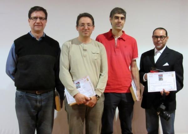 Frederic Blanco - Jordi Masó Rahola - Sergi Monteagudo - Carlos Sánchez
