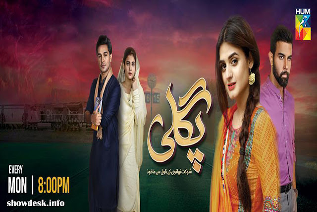 Asim Azhar Sung A Very Beautiful Song For Pagli Hum TV Drama