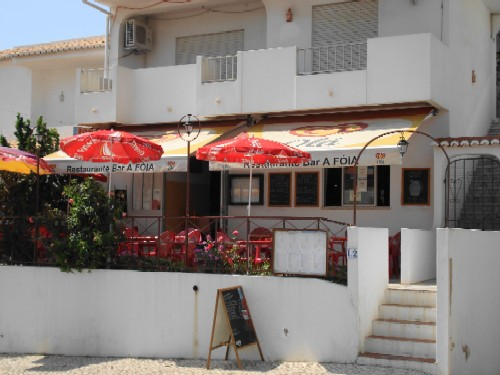 Restaurante «A Fóia» - Alvor