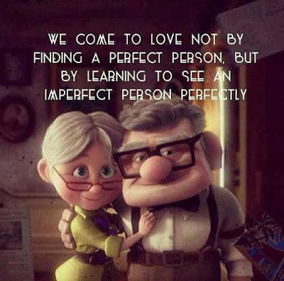 Lovely Quotes For Parents: We come to love not by finding a perfect person