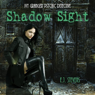 Shadow Sight Ivy Granger Psychic Detective Award Winning Urban Fantasy Audiobook by E.J. Stevens