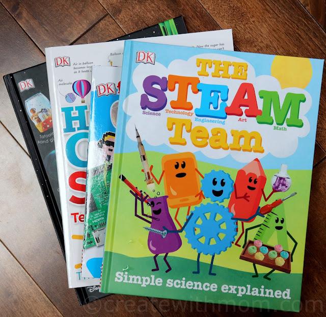 steam themed activity dk canada