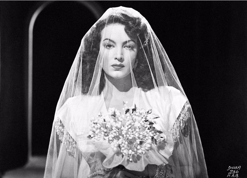 In Wedding Dresses 56 Fabulous Maria Felix