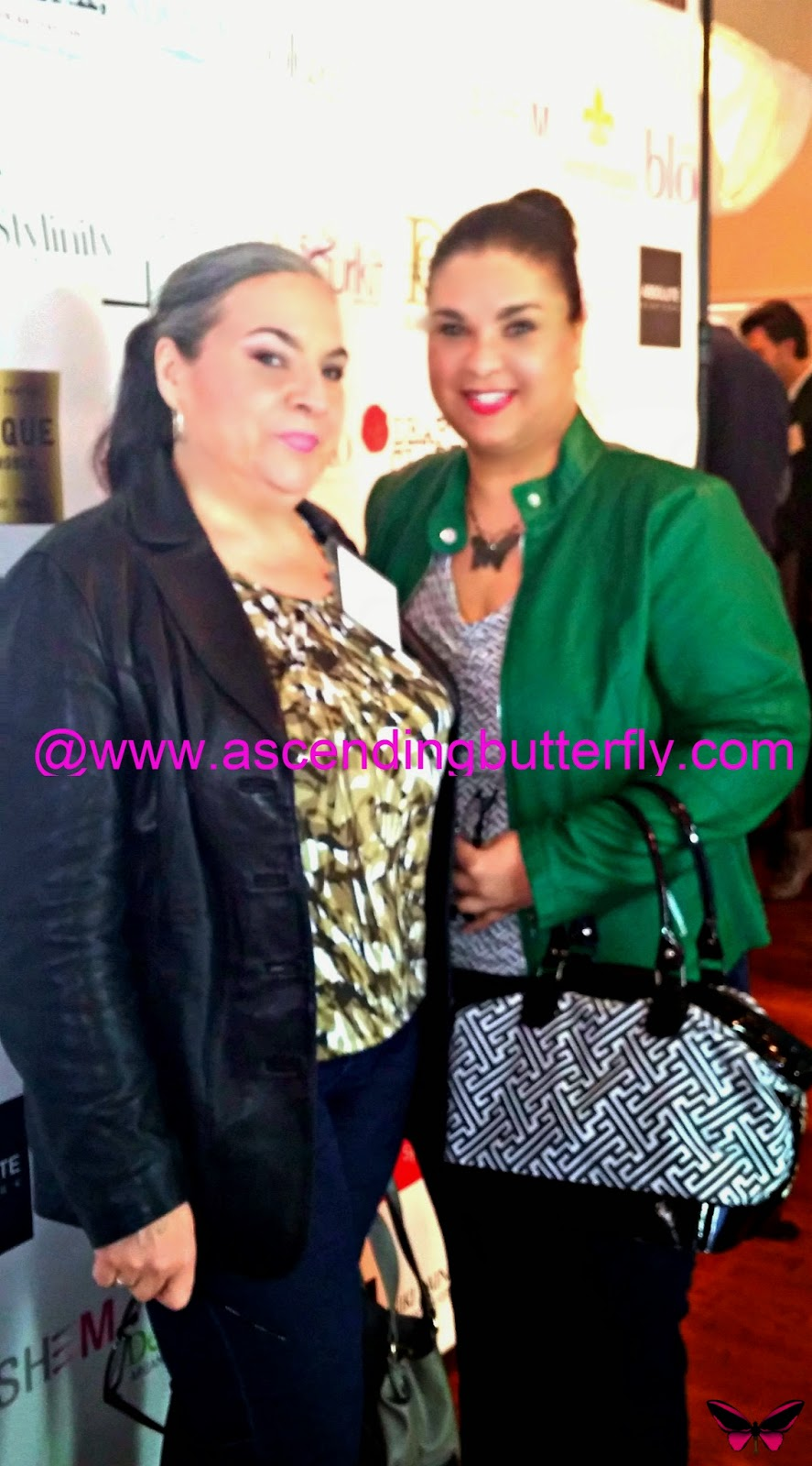 Ascending Butterfly attends BeautyPress Spotlight Day February 2014