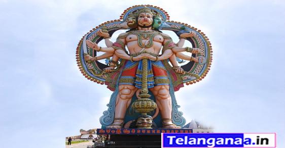 Surendrapuri Temple in Telangana