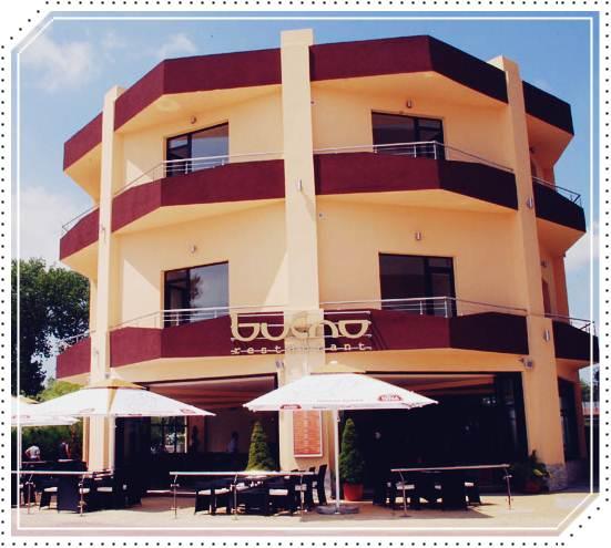 Impresii Hotelul Bueno Mamaia lac Siutghiol