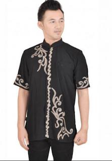 baju koko untuk lebaran 2019