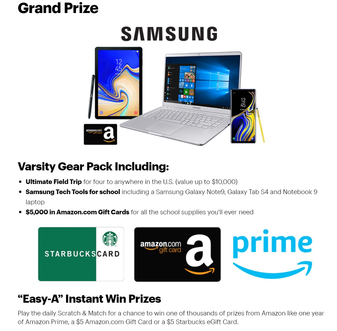 Amazon Spirit Instant Win Giveaway - 5,051 Winners  Win $5
