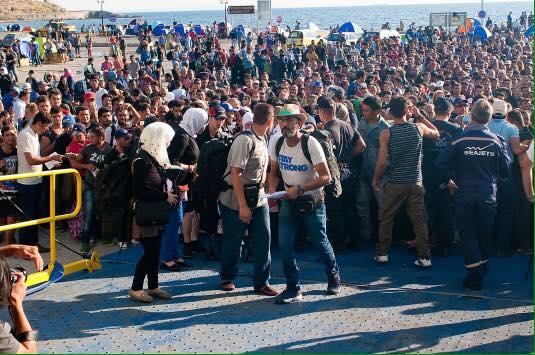 Σε ιστορικό χαμηλό 20ετίας ο τουρισμός στην Μυτιλήνη που χωρίς Νόμπελ Ειρήνης και τουρίστες παλεύει με τους λαθρομετανάστες