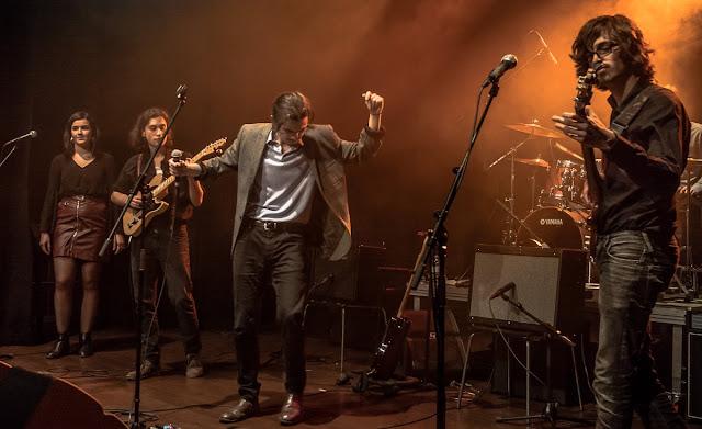 PopYRock Zaragoza - Manuel de la cueva & The Breezer