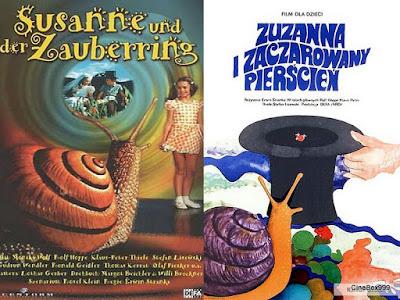 Сузанна и волшебное кольцо / Susanne und der Zauberring. 1974.