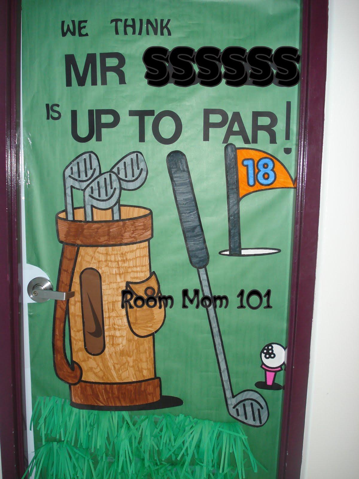 Room Mom 101 Teacher Appreciation Door Ideas
